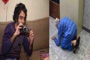 انتقال جسد تکه تکه شده بابک خرمدین در چمدان توسط پدر و مادرش+فیلم