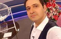 عکس  سعید شیخ زاده در حال بازی سعید شیخ زاده