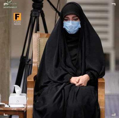 دختر شهید سلیمانی در انتخابات شورای شهر