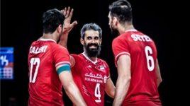 ساعت بازی والیبال ایران و لهستان لیگ ملت ها