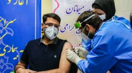 ورودی های قبل از ۹۸ تحصیلات تکمیلی تا مهر ۱۴۰۰ واکسینه می شوند