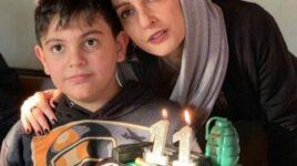 تصویر متفاوت شقایق دهقان بعد از جدایی از همسرش