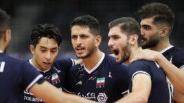 تاثیر قهرمانی آسیا روی امتیاز ایران در رنکینگ
