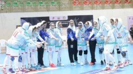 پیش بینی بازی هندبال بانوان ایران با کره جنوبی در مسابقات قهرمانی آسیا