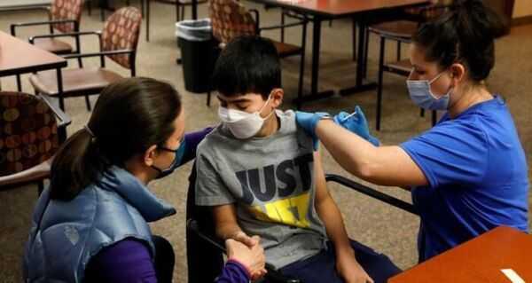 اعلام زمان واکسیناسیون دانش آموزان