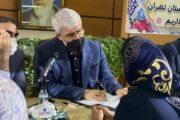 بازدید رئیس کل دادگستری تهران از ندامتگاه زنان/ مقدمات آزادی ۴۲ زندانی فراهم شد