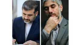 «یاسر احمدوند» معاون فرهنگی وزیر ارشاد شد